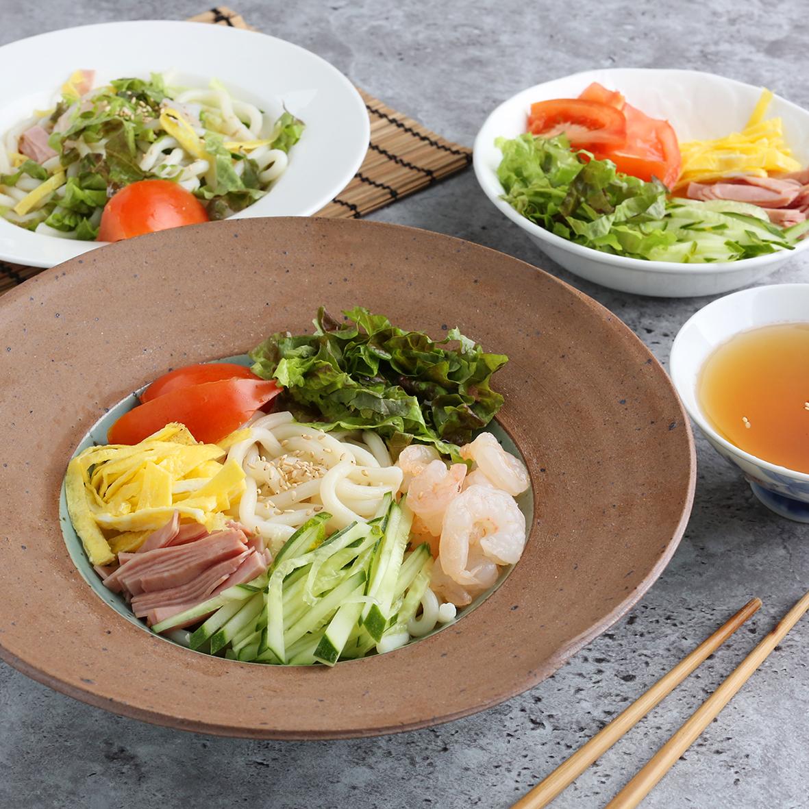 일본식냉라면 (히야시츄카)