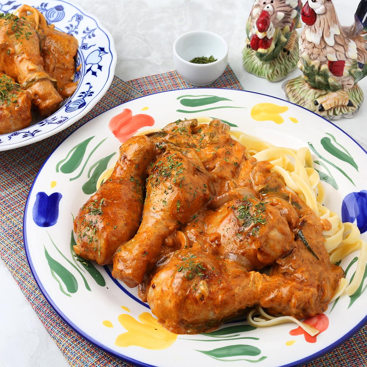 치킨 파프리카쉬